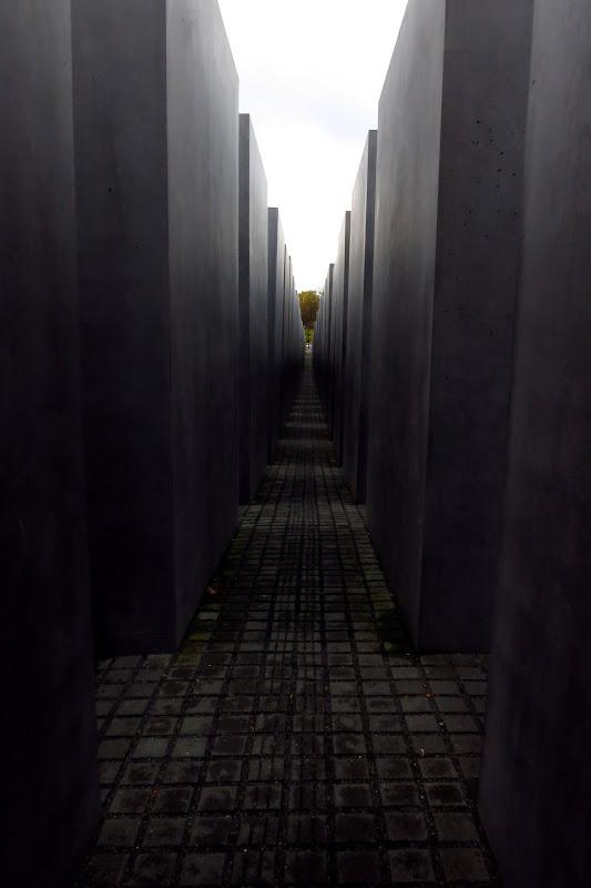 Holocaust Memorial - vertical