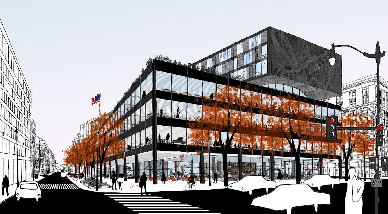 News: MLK JR. MEMORIAL LIBRARY RENOVATION by MECANOO