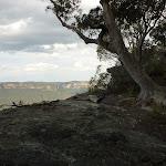 Rock with a view at Singa-Jingawell Creek Campsite (315212)