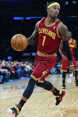 wearing brons nba soldier6 daniel gibson 01 Wearing Brons: Cavs and Bledsoes new Soldier 6 PEs and More!