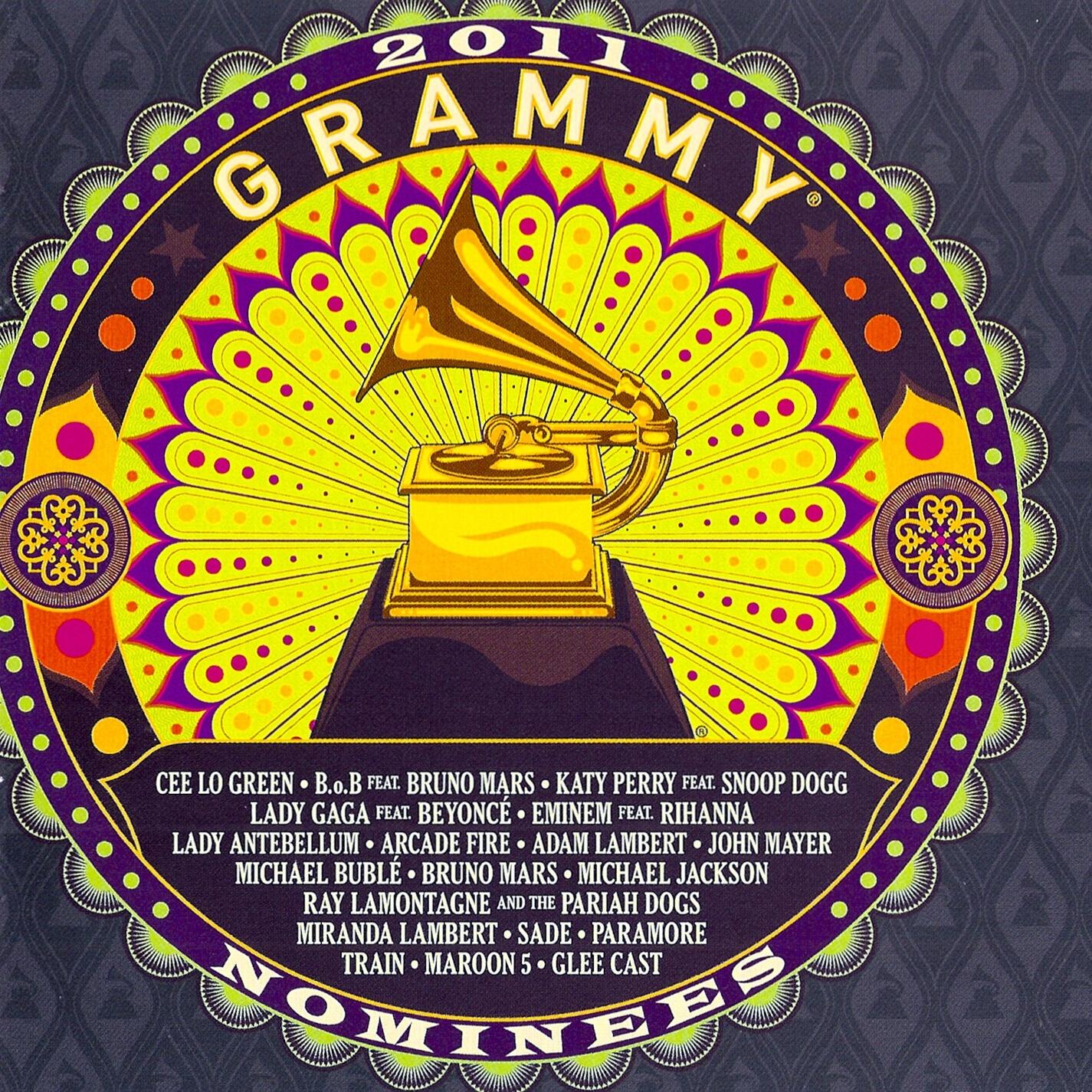 Popn Underground Music: 2011 Grammy Nominees