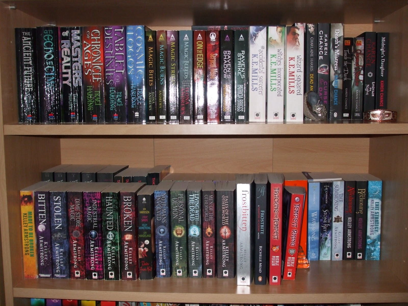 The Fantasy Theme Continues With Traci Harding, Who Is An Australian Author  Very Difficult To Get Hold Off In The Northern Hemisphere