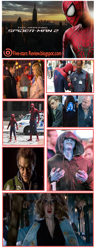 review spiderman 2,electro