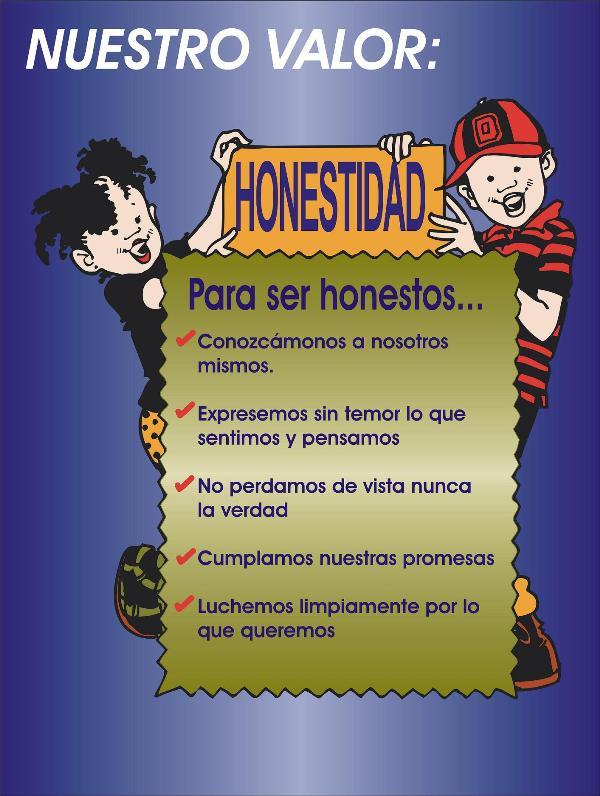 Imagenes De La Honestidad