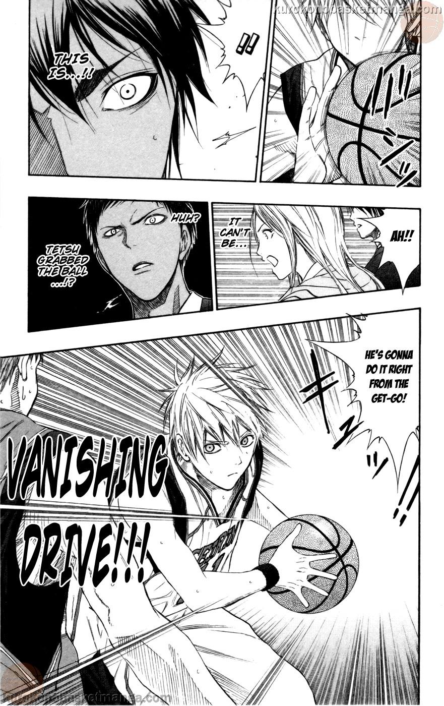 Kuroko no Basket Manga Chapter 100 - Image 23