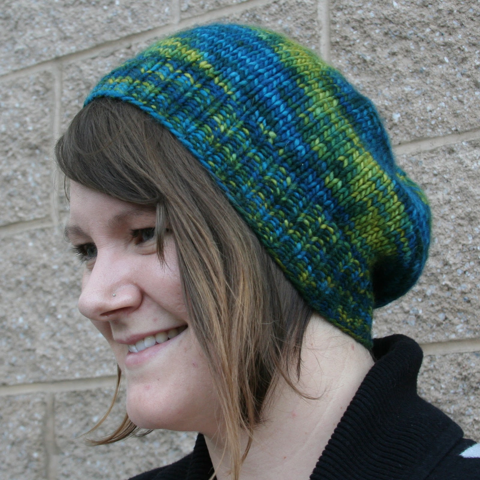 Hipster Hat Knitting Pattern : Jimmy Beans Wool Blog: The Journey of a New Knitwear Designer