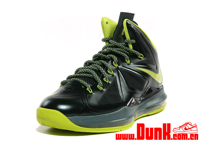 super popular 65acc 0b4bc ... Detailed Look at Nike LeBron X Dunkman Slated For November ...