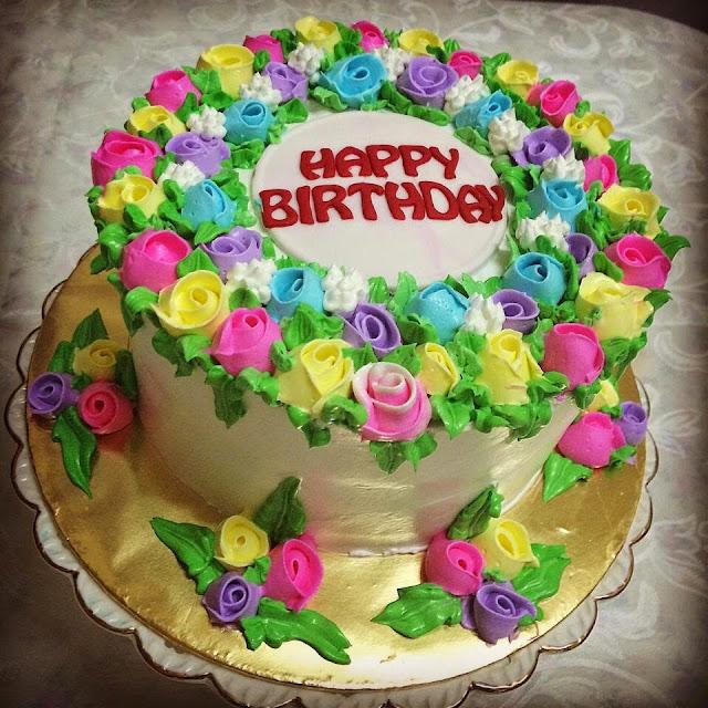 Cake Images With Name Hari : kek hari jadi Gallery