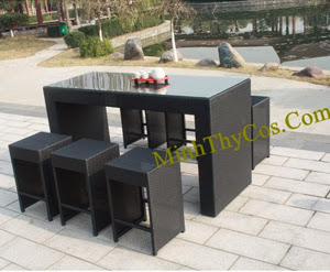 DINING SET-MT233