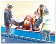 Penyelam maut kepala terkena kipas bot