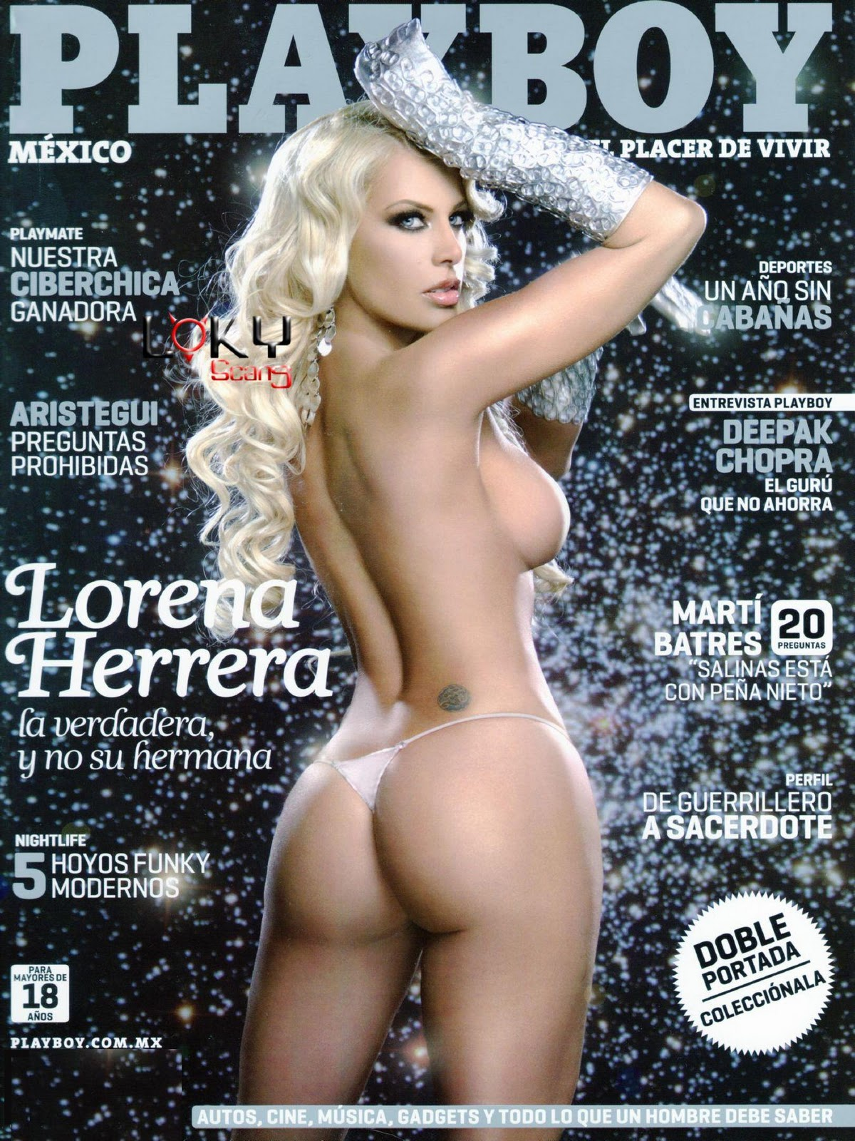 Lorena Herrera Playboy Fotos Hot Ver