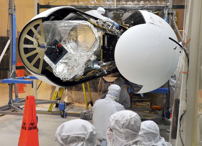 Lancement de Pegasus XL / NuSTAR - (Lancement le 13 Juin 2012) 2012-1614-s