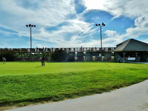 East Potomac Golf Course Driving Range