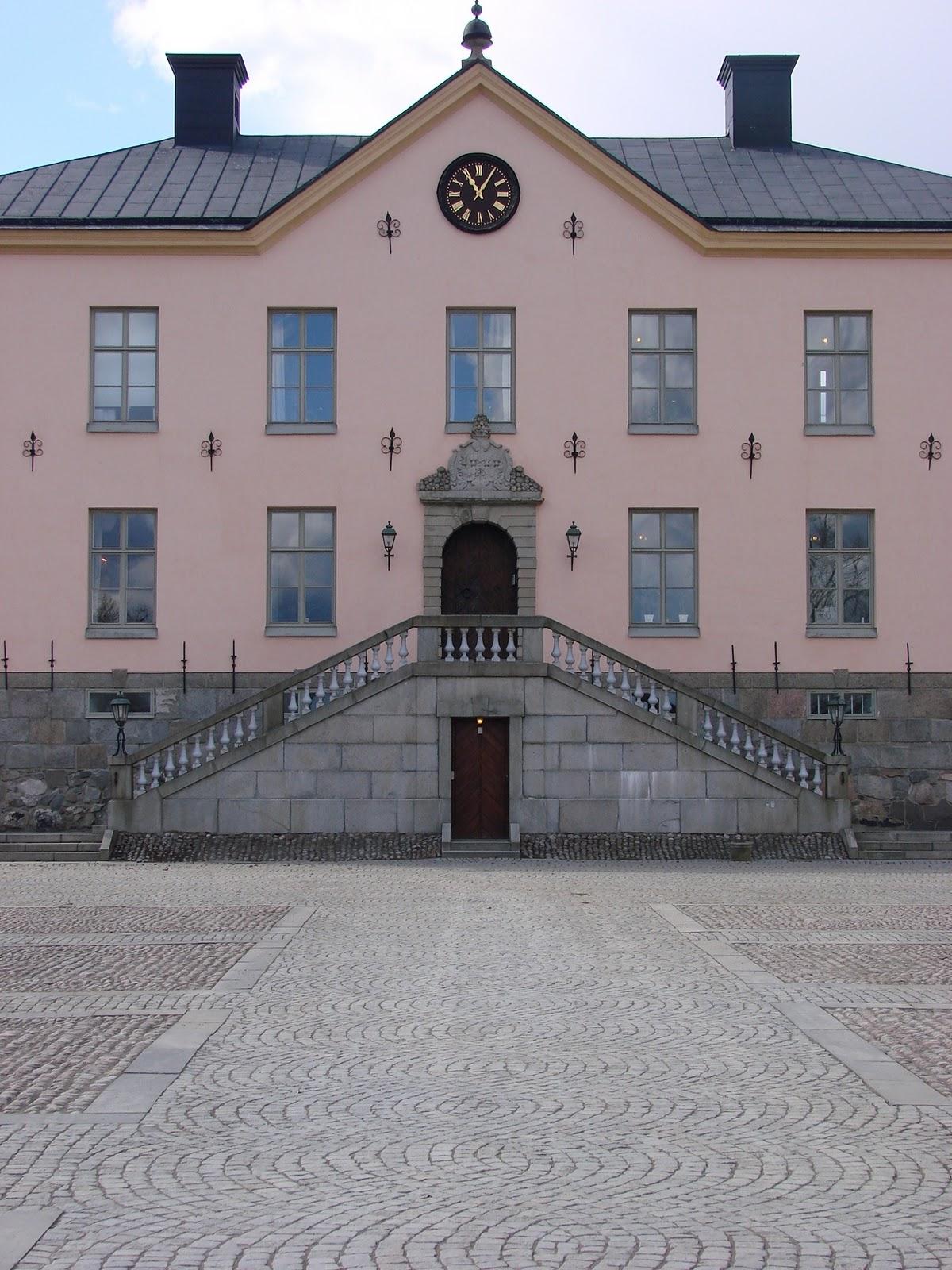 Hasselby slott kan bli byggnadsminne