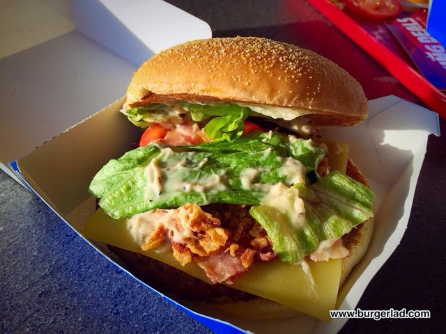 Burger King Chicago Steakhouse