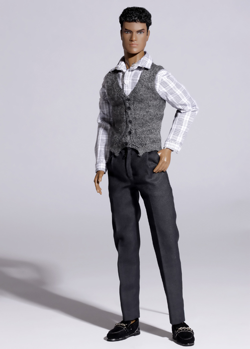 Late S Male Fashion