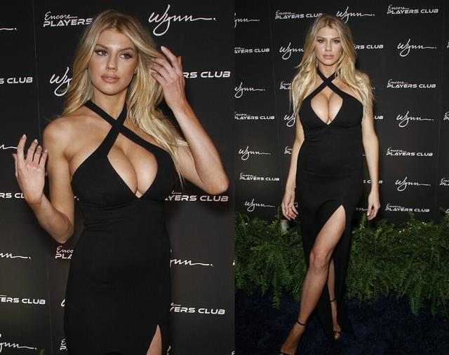Charlotte McKinney is an American model and actress.