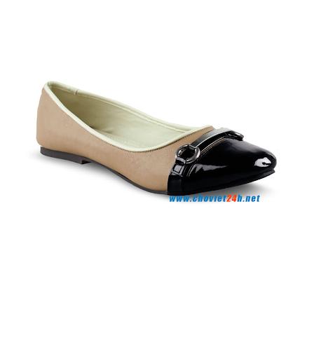 Giày búp bê nữ Sophie Paris Rudra