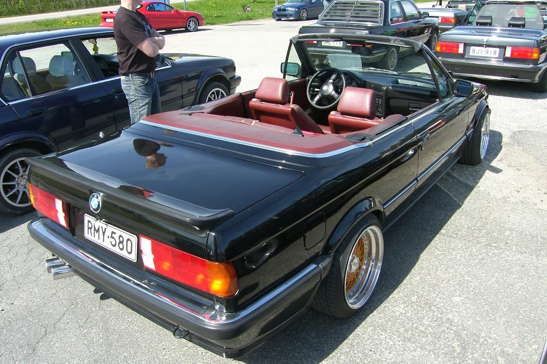 Osmis:  Bagged BMW E30 325i Cabriolet -86 - Sivu 5 SH101044