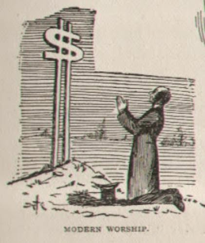The Prayer Of The Mammonites