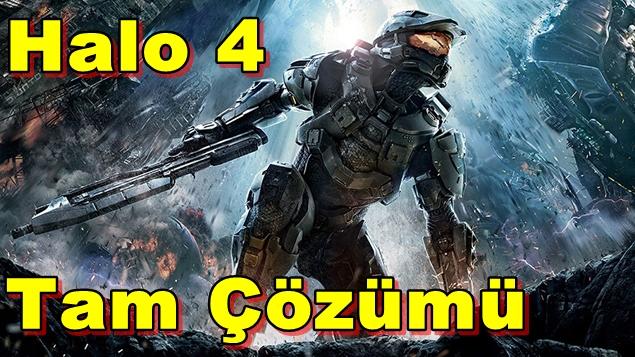 Halo 4 Tam Çözümü(Videolu)