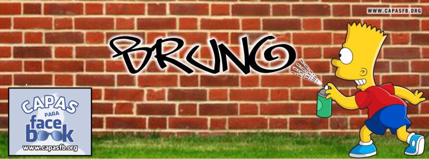 Capas para Facebook Bruno