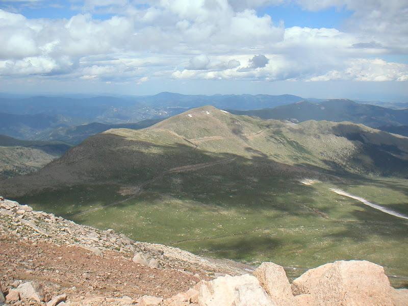 Mount Evans • View from Mount Evans