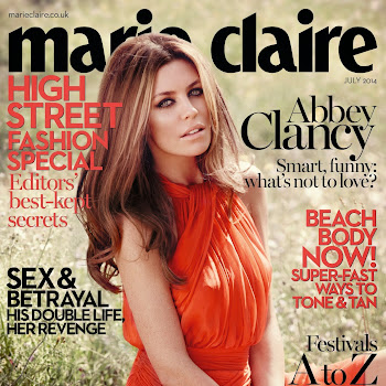 Who is Marie Claire UK?