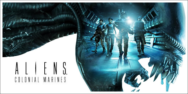 Finally!  Aliens: Colonial Marines Arrive w/ Score by Kevin Riepl