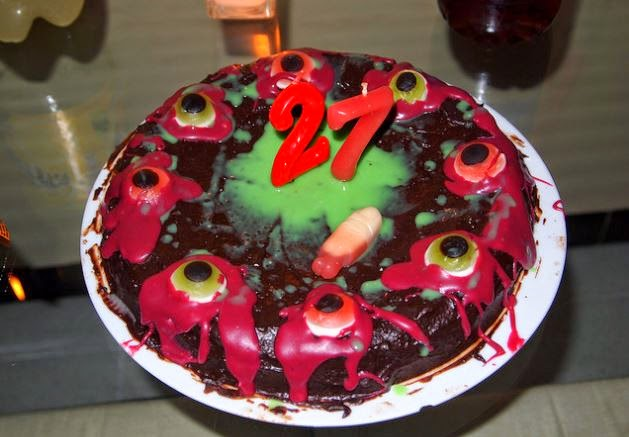 50 Best Zombie Birthday Cakes Ideas And Designs