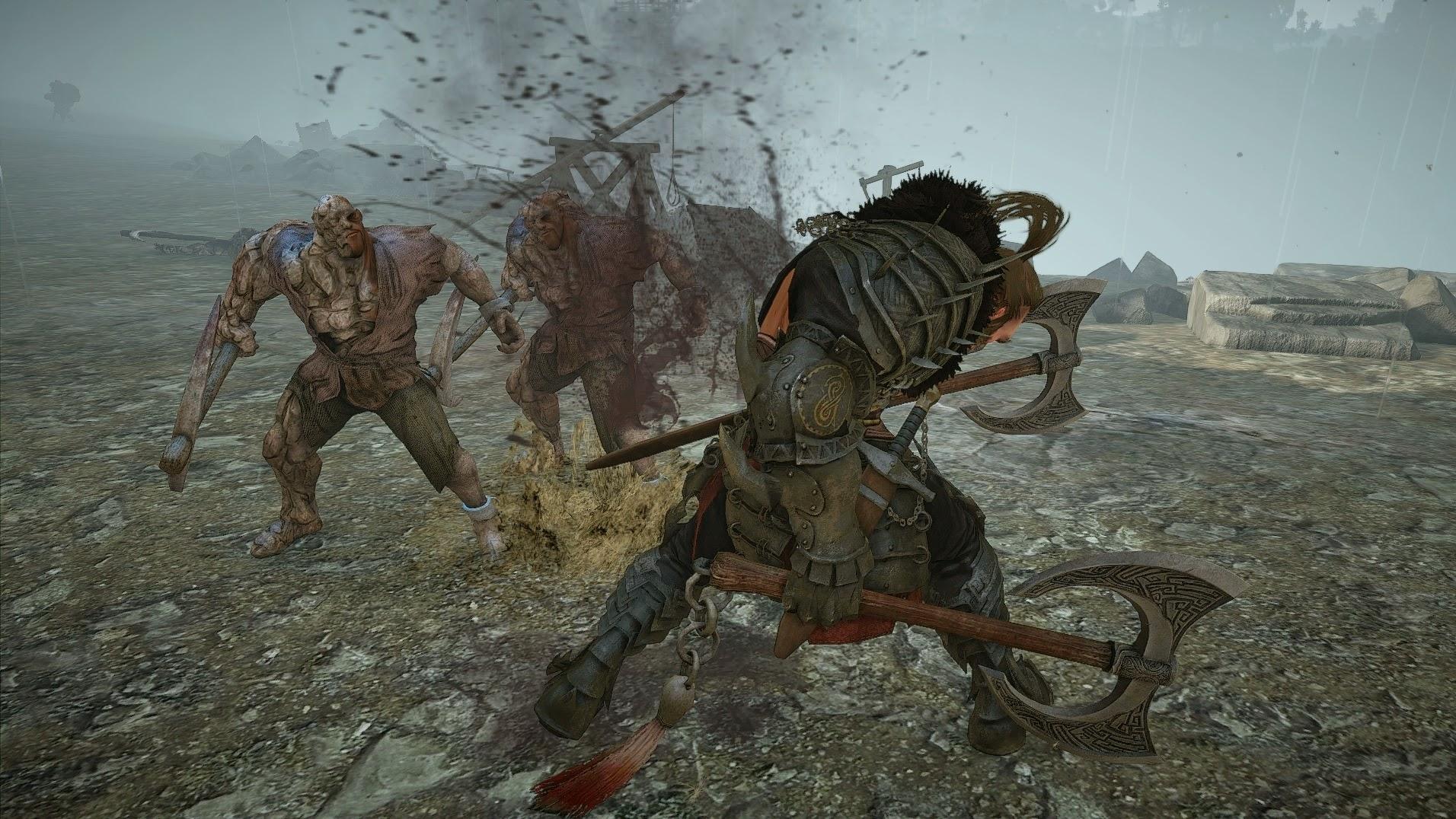 Black Desert khoe loạt ảnh trong game cực chất 7