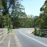 Crossing the Mooney Mooney Creek bridge on the old Pacific Hwy (373807)