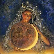 К чему снится полная луна?