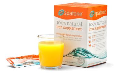 Description: Spatone+orange juice low res