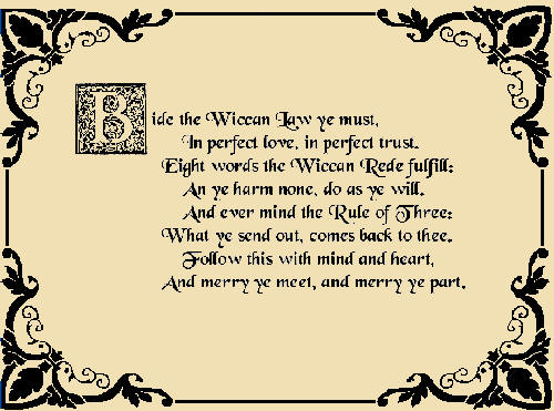 Gardnerian Wicca Image