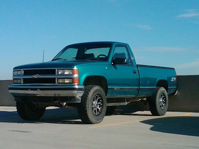 LS-Swapped 1994 K1500 Silverado Daily Driver
