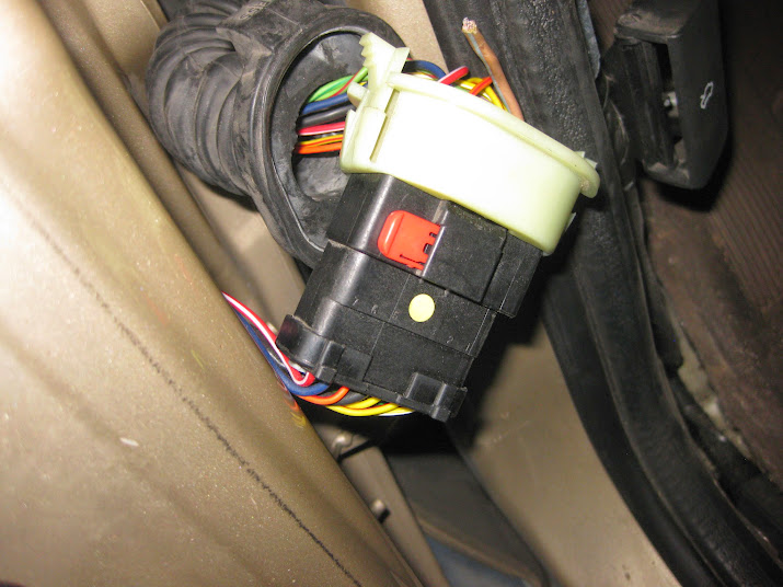 IMG_8371 1999 2004 wj driver door boot wiring fix (diy) jeepforum com
