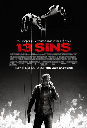 Filme Poster 13 Sins HDRip XviD & RMVB Legendado