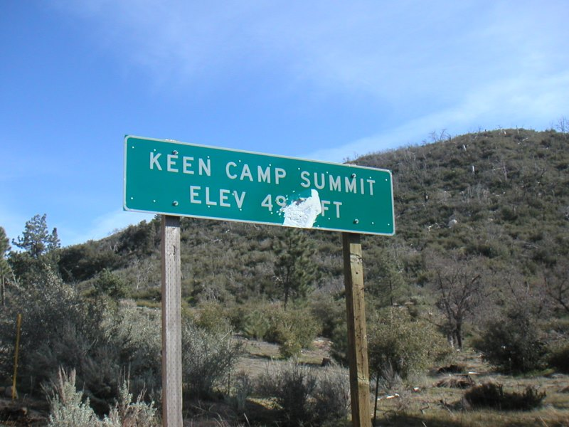 Dana Point to Palm Desert • Keen Camp Summit