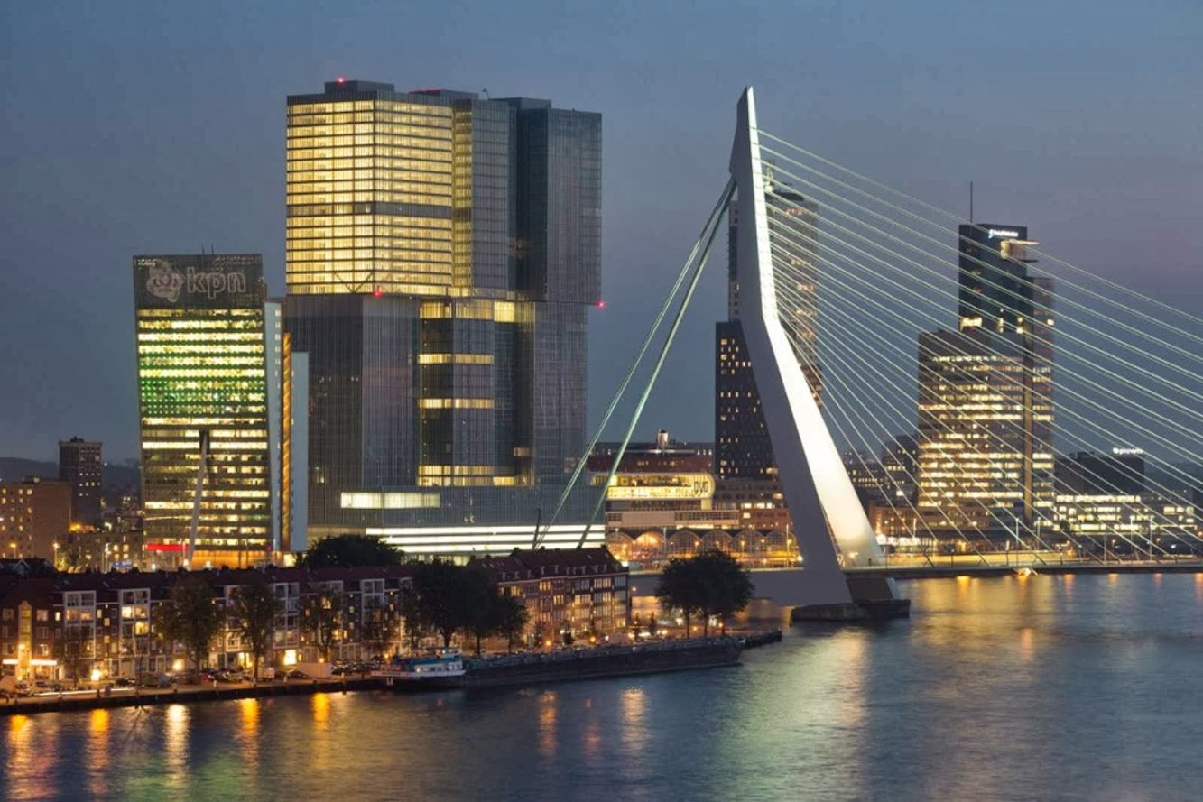 Rotterdam, Paesi Bassi: De Rotterdam by Oma