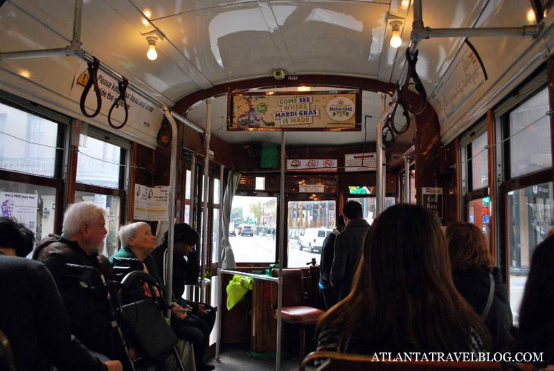 Трамваи Нового Орлеана