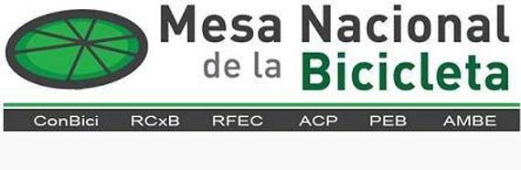 La Mesa Nacional de la Bicicleta coordinará acciones de varias asociaciones ciclistas
