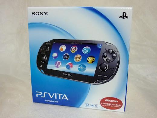 PS Vita パッケージ表