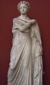 Goddess Polyhymnia Image