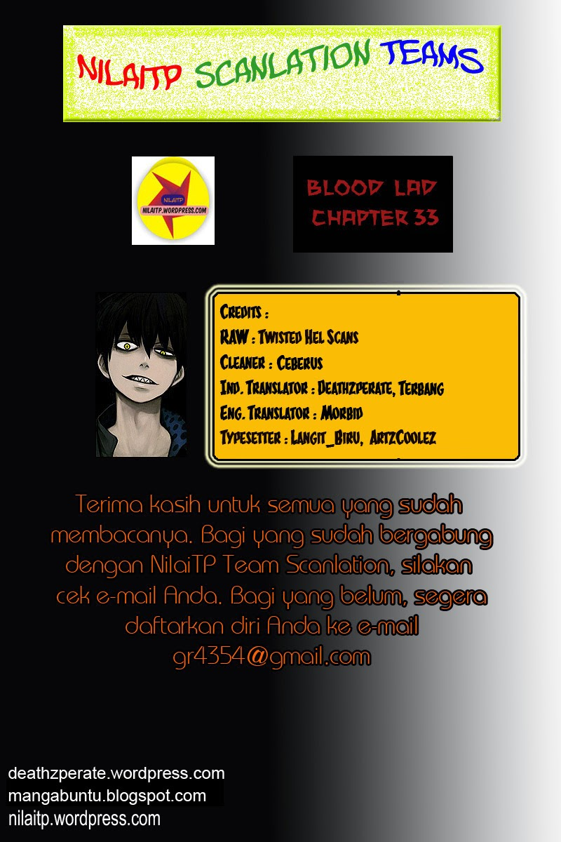 Dilarang COPAS - situs resmi www.mangacanblog.com - Komik blood lad 033 - ternyata dia didalam 34 Indonesia blood lad 033 - ternyata dia didalam Terbaru |Baca Manga Komik Indonesia|Mangacan