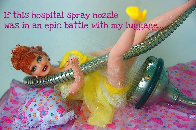 The Heavenly Hospital Spray Nozzle « Pie Near Woman