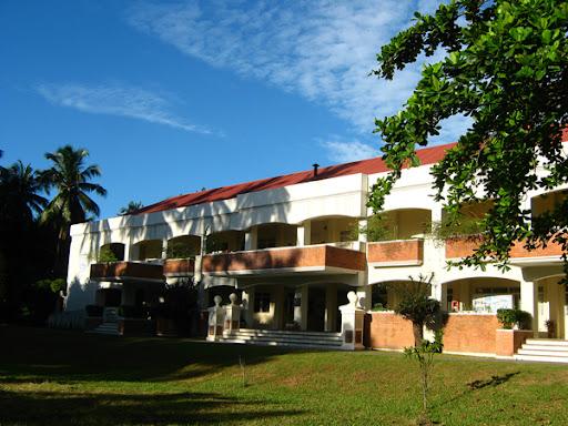 Silliman University campus