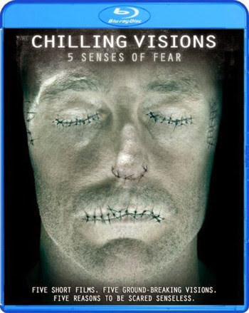 Filme Poster Chilling Visions: 5 Senses of Fear BRRip XviD & RMVB Legendado
