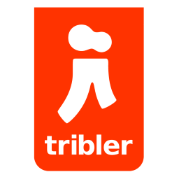 Tribler portable, an open source anonymous peer-to-peer decentralized BitTorrent client.