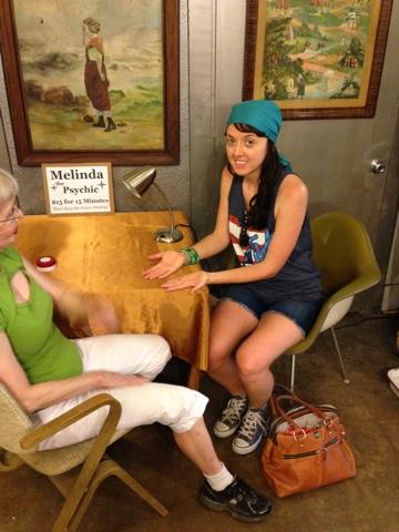 Melinda Palm Reader Dolly Python